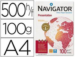 PAPEL NAVIGATOR A4 100 GR FOTO 500 HJ