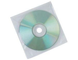 SOBRE PARA CD Q-CONNECT POLIPROPILENO CO
