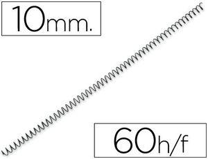 ESPIRAL METALICO Q-CONNECT 64 5:1 10 MM