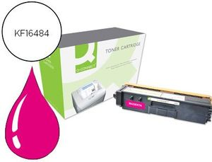 TONER Q-CONNECT COMPATIBLE BROTHER TN328M HL-4570CDW / 4570CDWT / DCP 9270CDN / MFC 9970CDW MAGENTA