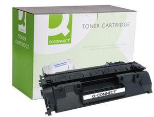 TONER Q-CONNECT COMPATIBLE HP CF280X LASERJET /M401 -6900 PAG- NEGRO
