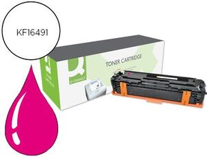 TONER Q-CONNECT COMPATIBLE HP CF213A COLOR LASERJET M251N / 251NW / 276N / 276NW MAGENTA 1.800 PAG