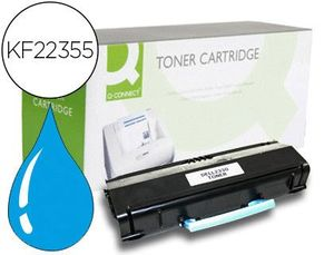 TONER COMPATIBLE Q-CONNECT SAMSUNG CLP360/365 CLX3300/3305 CYAN 1.500 PAG