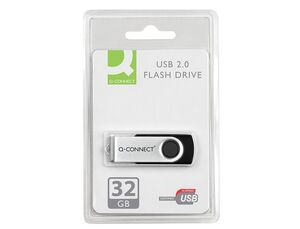 MEMORIA USB Q-CONNECT FLASH 32 GB 2.0