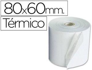 ROLLO TERMICO Q-CONNECT 80X60 MM