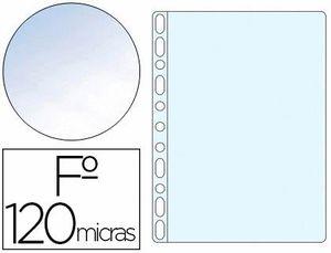 FUNDA MULTITALADROS Q-CONNECT FOLIO 120
