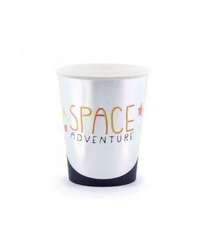 VASOS SPACE PARTY 200 ML B-6