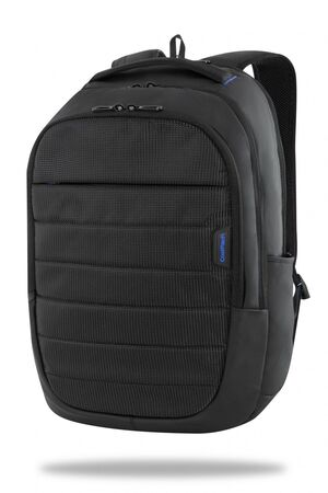 MOCHILA COOLPACK BUSINESS ICON NEGRO/AZUL