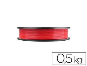 FILAMENTO 3D COLIDO GOLD PLA 1,75 MM 0,5 KG ROJO