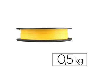 FILAMENTO 3D COLIDO GOLD PLA 1,75 MM 0,5 KG AMARILLO