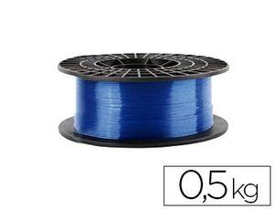 FILAMENTO 3D COLIDO GOLD TRANSLUCIDO X PLA 1,75 MM 0,5 KG AZUL