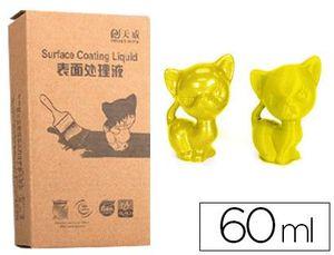 RECUBRIMIENTO 3D COLIDO AMARILLO 60 ML