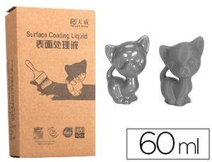 RECUBRIMIENTO 3D COLIDO GRIS PLATA 60 ML