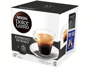 CAFE DOLCE GUSTO CAFE ESPRESSO INTENSO MONODOSIS CAJA DE 16 UNIDADES