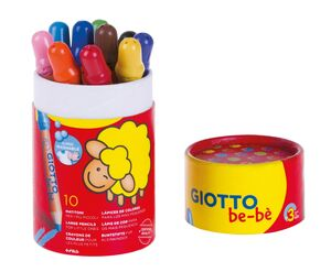 GIOTTO BE-BE SUPER LAPICES BOTE 10 UD