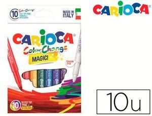 CAJA 10 ROT CARIOCA COLOR CHANGE