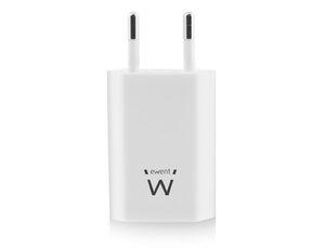 CARGADOR USB EWENT PARED COMPACTO DE 1A 5W