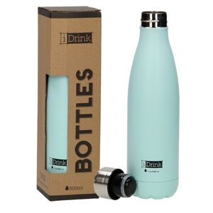 BOTELLA TERMICA 350 ML I-DRINK VERDE