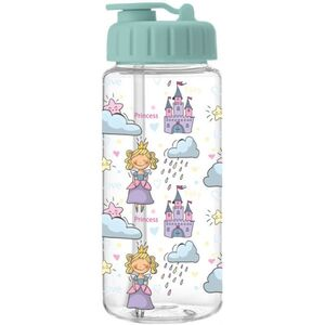 BOTELLA INFANTIL TRITAN 400 ML I-DRINK PRINCESA