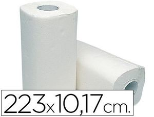PAPEL DE COCINA OLIMPIC 52 HOJAS DE 223X10,17 CM -PAQUETE DE 2 UNIDADES