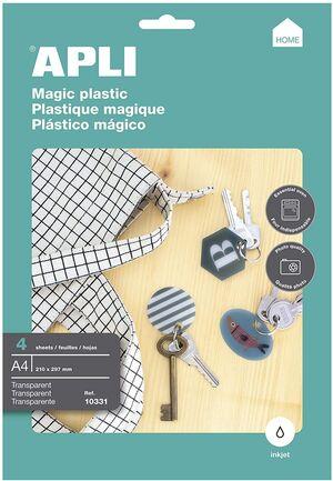 BLISTER PLASTICO MAGICO INKJET APLI 4 HJ