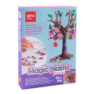 KIT APLI KIDS MAGIC PLASTIC JOYAS