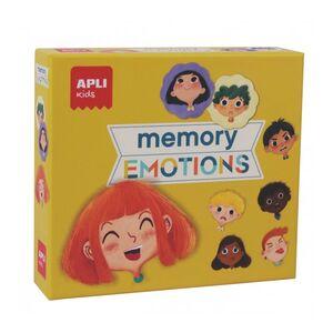 CAJA APLI KIDS MEMORY EMOTIONS 24 UD