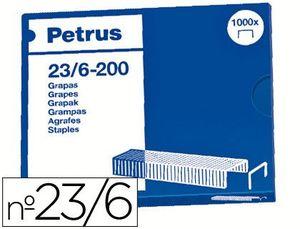 GRAPAS PETRUS 23/6 CAJA 1000 UD