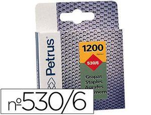 CAJA 1200 GRAPAS ESSELTE Nº 530/6