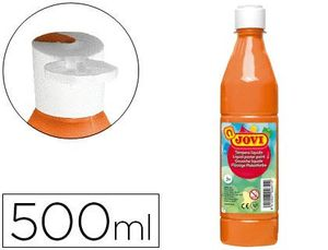 TEMPERA 500 ML NARANJA