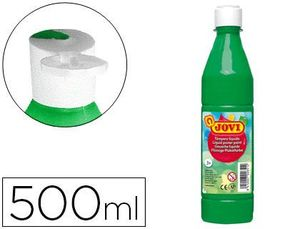 TEMPERA 500 ML JOVI VERDE MEDIO
