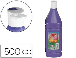TEMPERA 500 ML VIOLETA