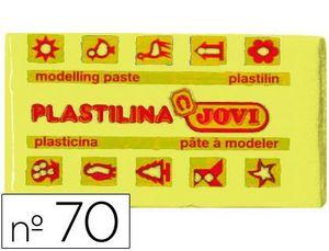 PLASTILINA 50 GR AMARILLO