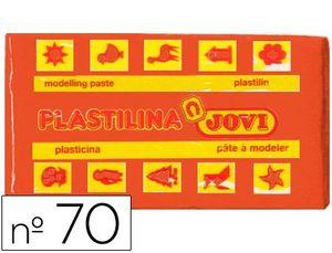 PLASTILINA 50 GR NARANJA
