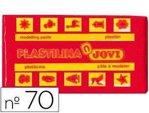 PLASTILINA 50 GR ROJO