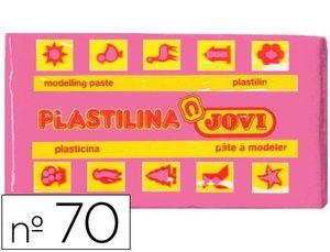 PLASTILINA 50 GR ROSA