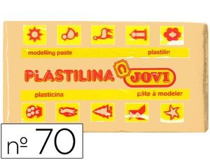 PLASTILINA 50 GR CARNE