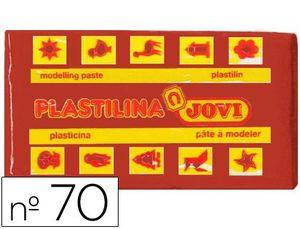 PLASTILINA 50 GR MARRON