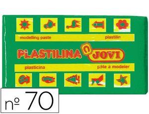 PLASTILINA 50 GR VERDE CLARO