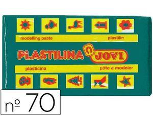 PLASTILINA 50 GR VERDE OSCURO