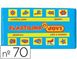 PLASTILINA 50GR AZUL CLARO