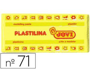 PLASTILINA JOVI 150 GR AMARILLO