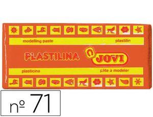 PLASTILINA JOVI 150 GR NARANJA