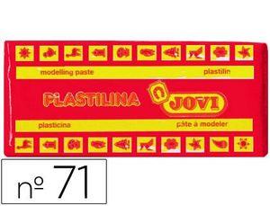 PLASTILINA JOVI 150 GR ROJO