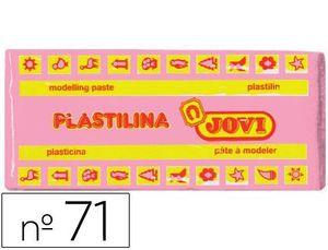 PLASTILINA JOVI 150 GR ROSA