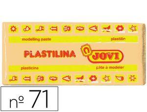 PLASTILINA 150 GR CARNE