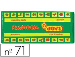 PLASTILINA JOVI 150 GR VERDE