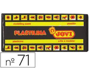 PLASTILINA 150 GR NEGRO