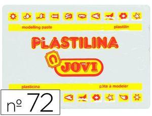 PLASTILINA 350 GR BLANCO