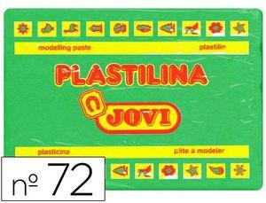 PLASTILINA JOVI 350 GR VERDE CLARO